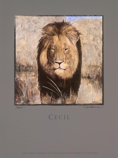 Cecil by Mark Balma