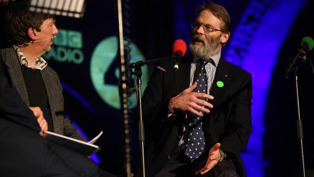 David Macdonald on Radio 4